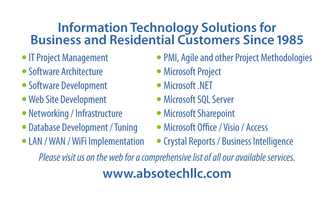 Absotech Services